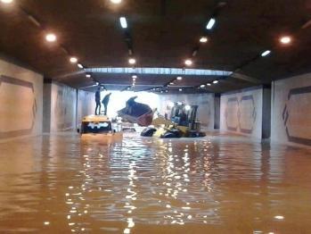 Amman floods