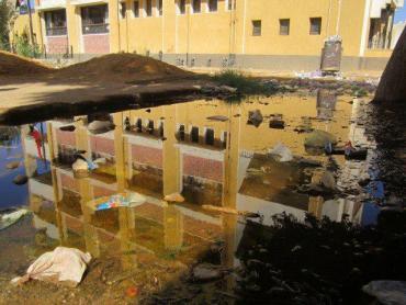 Disgusting Flood of Fracking Water Devastates Egyptian Village