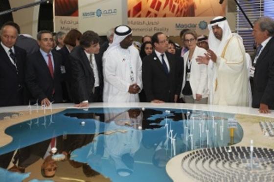 "France Says ""Oui"" to Masdar Renewables Deal"
