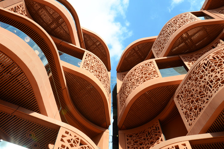 Masdar City Unveils Phase B For the First Time (PHOTOS)