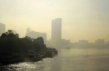 RecycloEgy Aims to Scrub Cairo's Black Cloud and Make Money