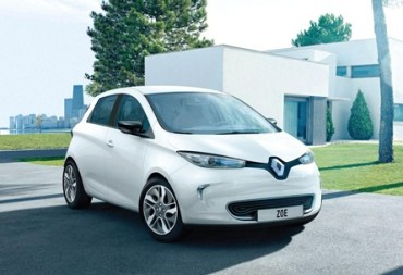 Renault's Electric Mini Car is More Electric Bang for Your Buck