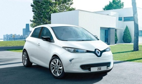 renault electric zoe mini