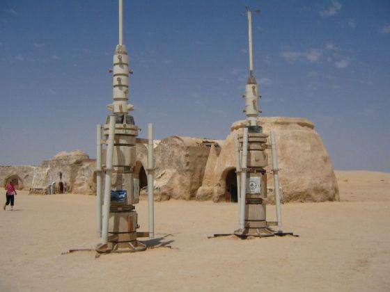 star wars film in tunisia