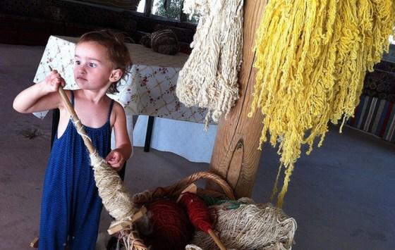sidreh weaving oryan borochov