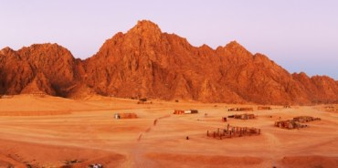 Bedouin Bus is a Friendly Way to Travel Sinai