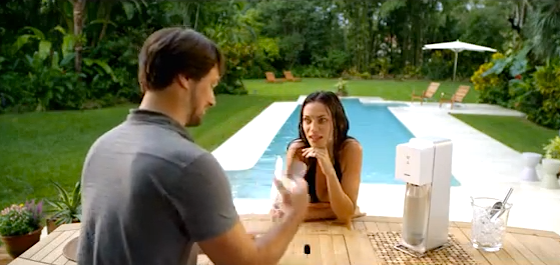 SodaStream's SuperBowl Ad Challenges Coke and Pepsi's Winning Streak