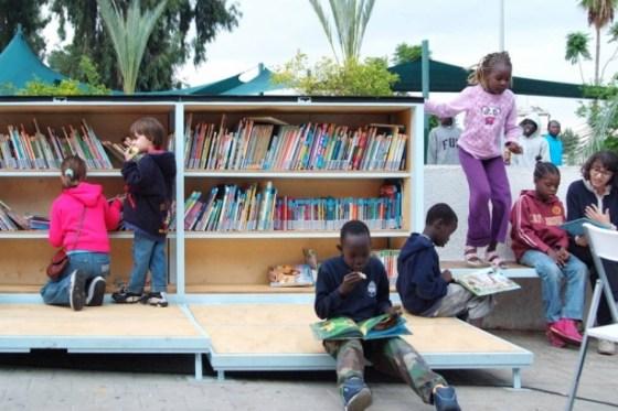 The Levinski Garden Library