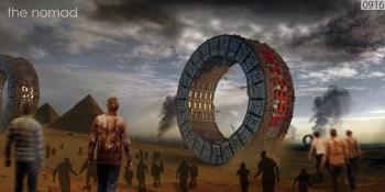 The Nomad, zombies, apocalypse, solar energy, design, wind energy, MAKH Architects