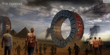 The Nomad: A Solar-Powered Escape From Flesh-Eating Zombies
