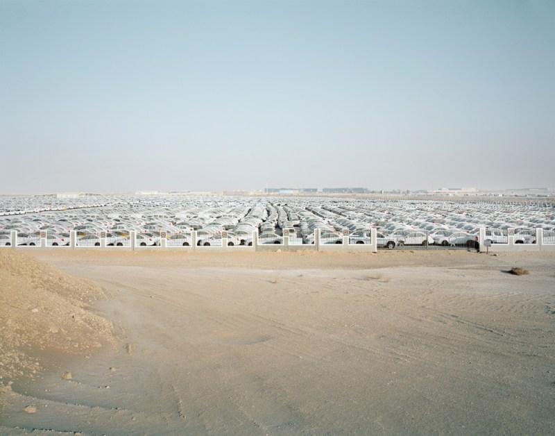 Car Consumption: 8,000 Boring White Chevrolets in Dubai