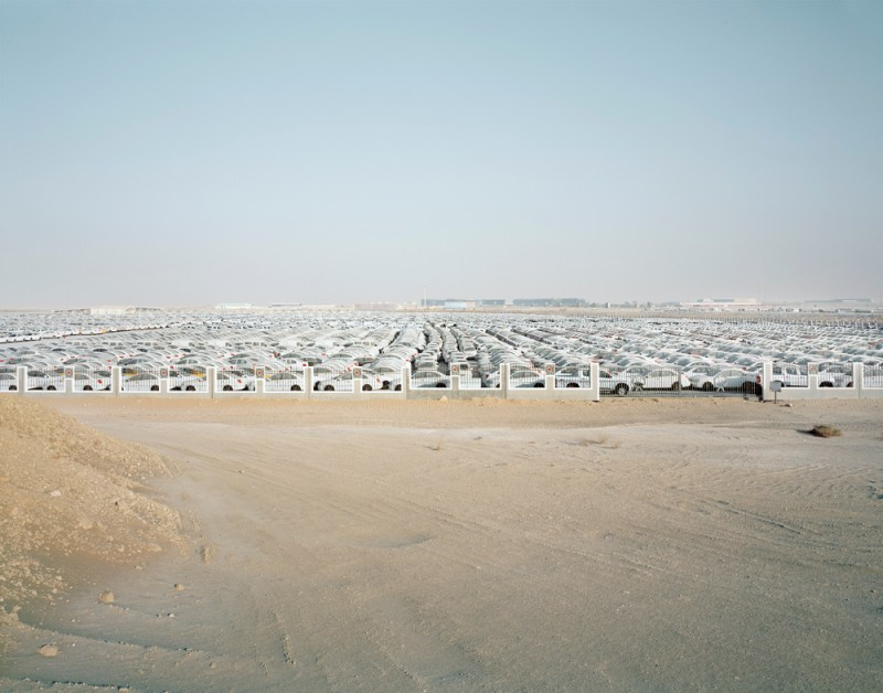 Car Consumption: 8,000 Boring White Chevrolets in Dubai