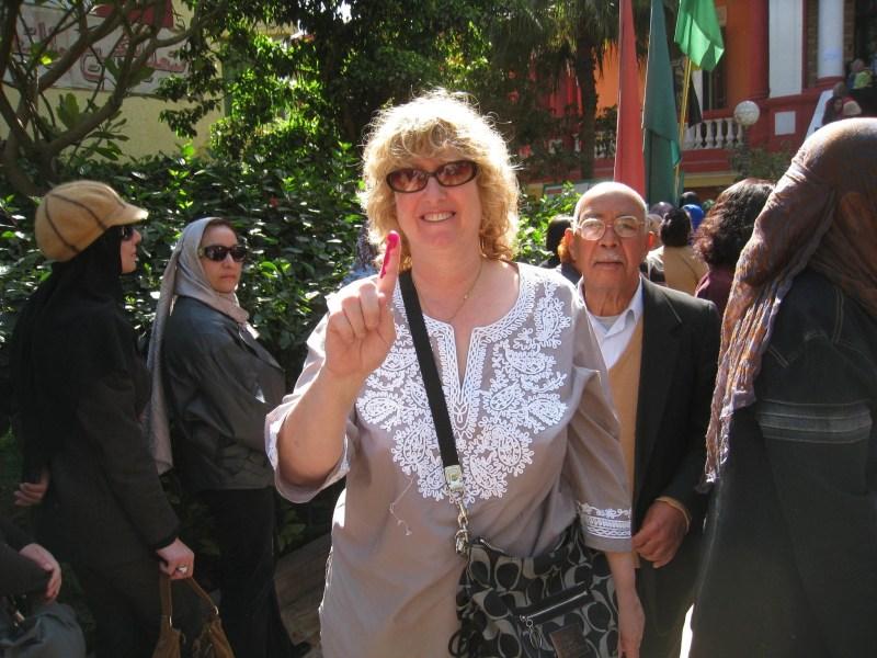 Eco-Activist Mindy Baha el Din Dies Suddenly, Egypt Mourns