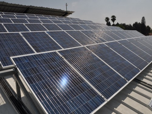 China's Suntech Solar, Owing Millions, Faces Emminent Takeover