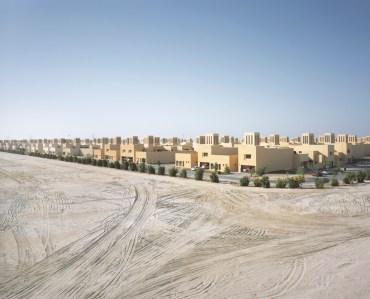 "Fake Wind Towers ""Heat"" Homes in Abu Dhabi"