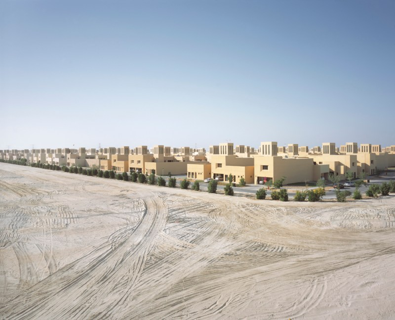 "Fake Wind Towers ""Heat"" Homes in Abu Dhabi"