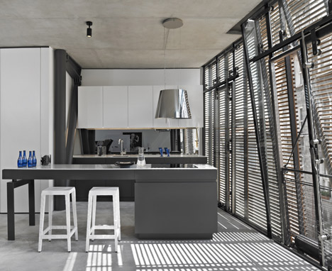 Architecture, Alatas Architecture, Istanbul, timber louvers, Turkey, daylighting, urban design