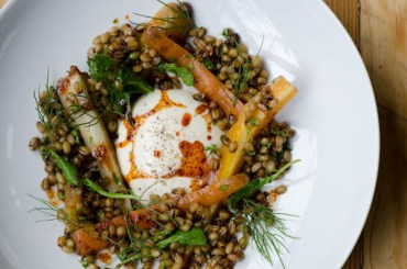 Ancient Freekeh Grain Fires up New Boutique Recipes