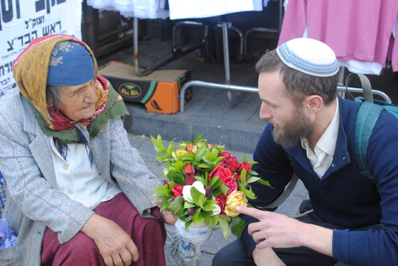 Seeking The Ecological Market At Machane Yehuda in Jerusalem