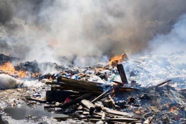 Burning Trash to Power 200 Island Homes in the Gulf