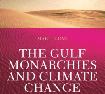 The Gulf Monarchies and Climate Change – A Book Review
