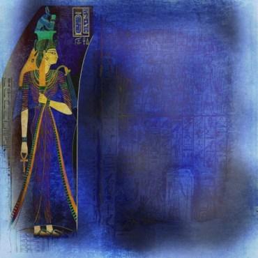 Ancient Egyptian Blue Pigment Leads to Nanotech Breakthrough