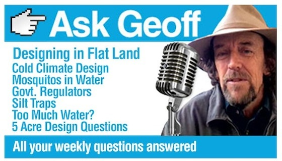 Ask Geoff – How To Grow A Forest Garden & Free Permaculture Videos