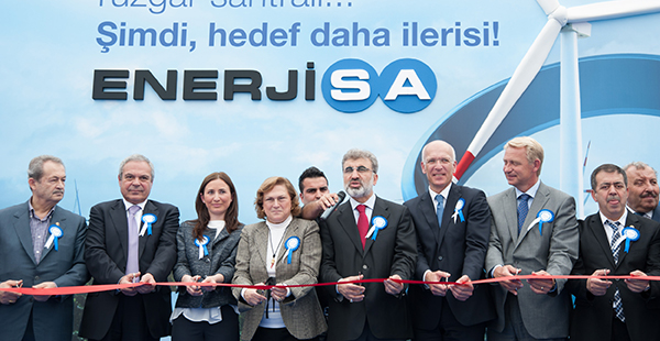 Turkey's Largest Wind Plant to Power 170,000 Homes