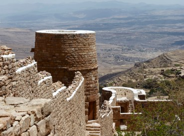 Thula Fort Restoration in Yemen Nominated for 2013 Aga Khan Architecture Award