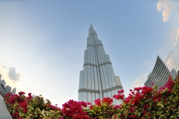 Burj Khalifa: Google Street View Reaches New Heights at 2,716 Feet!
