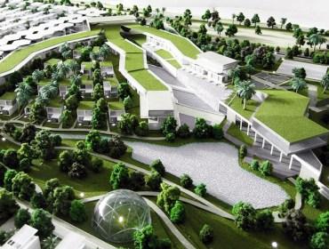 Dubai Sustainability City Phase 2 Awarded to Baharash Architecture