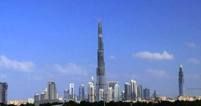 Dubai Imports NASA-Developed In'Flector Solar Deflectors for Greener Glass Buildings