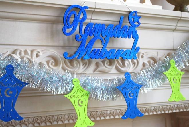 decorations for Ramadan