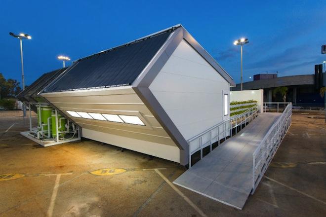 Israel, Solar Decathlon, China, Architecture, Intercollegiate architecture competition, green design, solar power, clean tech, sustainable design