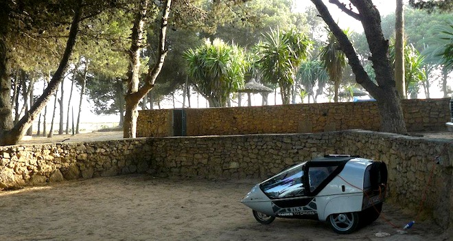 Twike, electric vehicles, hybrid vehicles, moroccan travel, green transportation, sustainable travel, human powered electric bikes