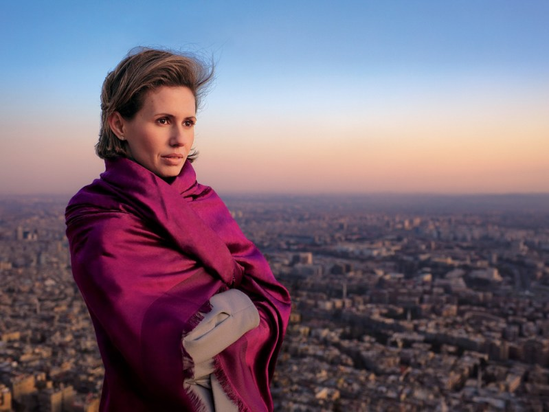 Dressed to Kill: Vogue's Profile of Asma al Assad