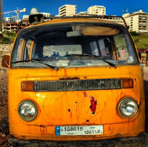 VW Bus, Middle East, iconic hippie van, nostalgic VW van tour, Middle East, Brazil ends VW van production, travel, auto
