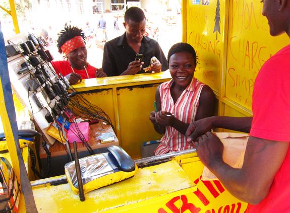 Israel's Nova Lumos puts solar power into off-grid African communities