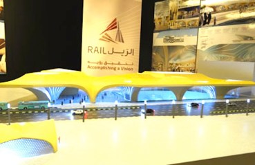 Qatar Emir Selects Arched Design 'Vaulted Spaces' for Doha Metro