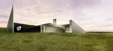 Unusual Underground Sancaklar Mosque Recognized at World Architecture Festival 2013