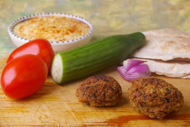 Falafel, The Recipe