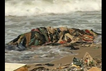 Lebanon's Toxic Sea-side Sidon Dump Gets Eco Makeover