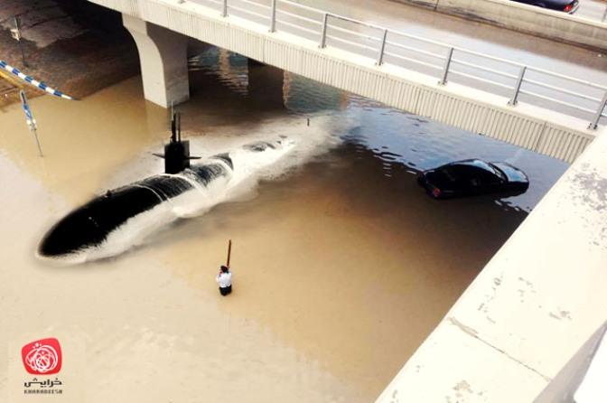 Jordan municipalities flooded with criticism following record rain
