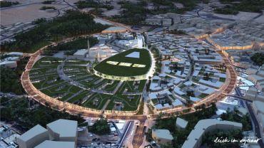 Saudi city goes underground to avert vehicular traffic