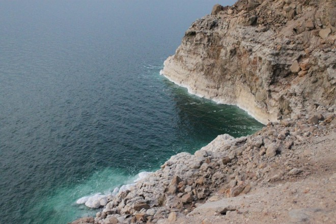 Jordan's Dead Sea Coast