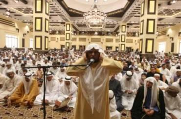 LEED-seeking eco mosque recycles precious ablution water in Dubai