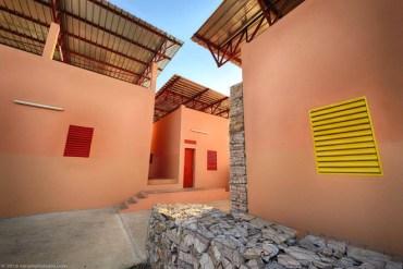 Malian 'H' blocks make A/C unnecessary at the Falatow Jigiyaso orphanage