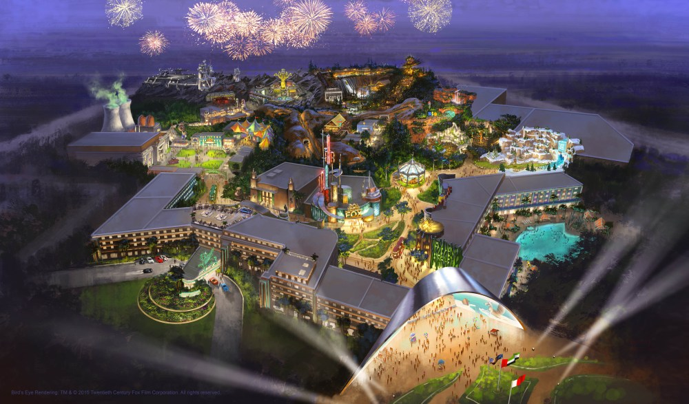 Experience the (new, artificial, and made-in-America) Middle East!  Coming to Dubai in 2018