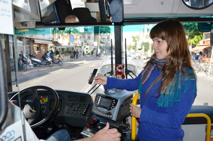 HopOn for instant mobile payments by bus