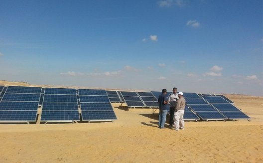 KarmSolar is first Egyptian company to sell solar power off-grid